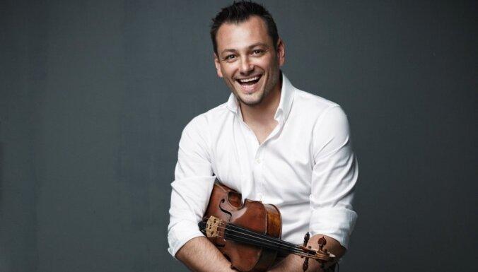 Meklējot Šūbertu: altists Maksims Risanovs un 'Sinfonietta Rīga' uzstāsies Cēsīs un Daugavpilī