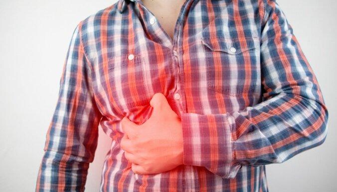 Kāpēc fiziskās slodzes laikā parādās sāpes krūtīs un kā rīkoties