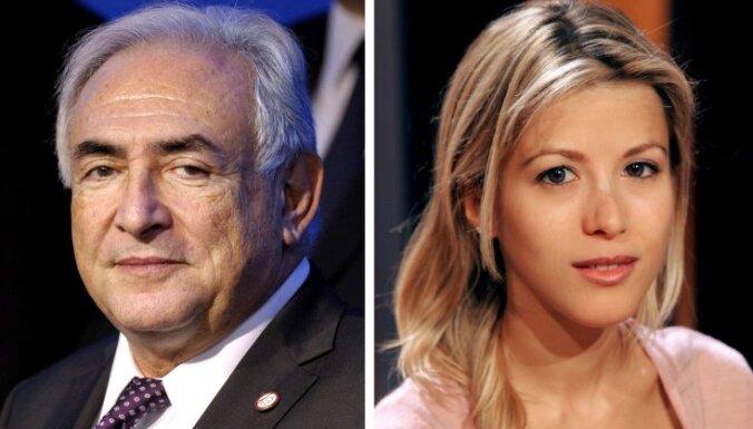 Franču žurnāliste neiesniegs civilprasību pret SVF bijušo šefu Strosu – Kānu