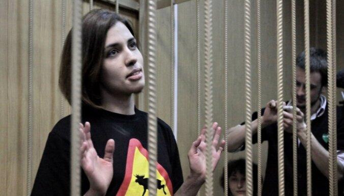 Участницы панк-группы Pussy Riot объявили голодовку