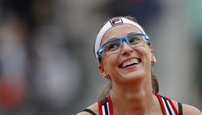 Ярослава выбила действующую чемпионку Ролан Гаррос, у мужчин — без сенсаций