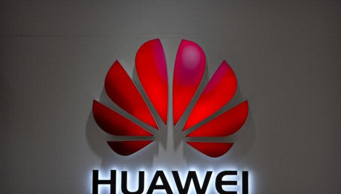 Kanādā aizturēta 'Huawei' finanšu direktore