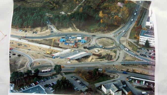 У Южного моста начинают строительство туннеля