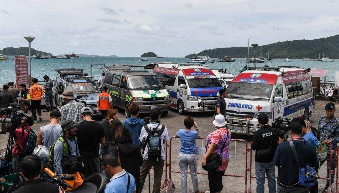 Столкновение туристических катеров в Таиланде: погибли двое детей из России