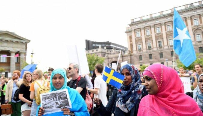 Арабский язык стал вторым по распространенности в Швеции