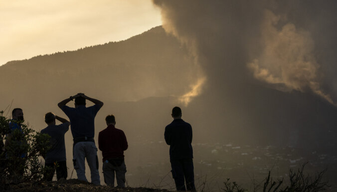 Остров Пальма объявят зоной катастрофы из-за извержения вулкана