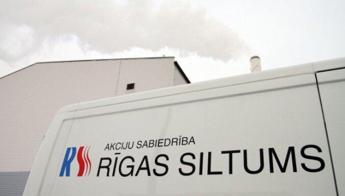 Потребители должны Rīgas siltums 7,55 млн. латов
