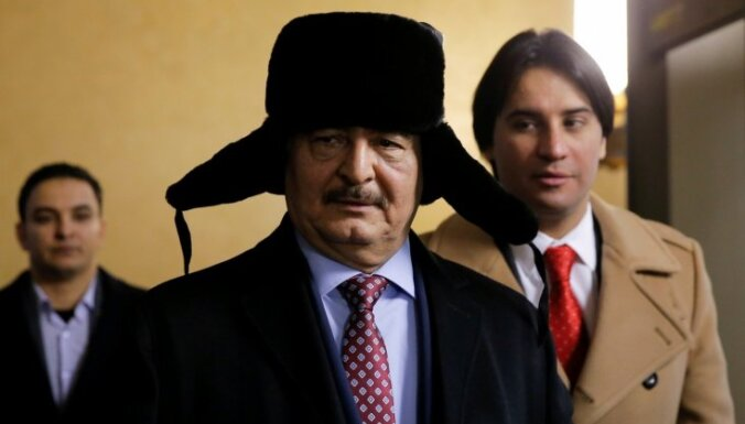 Приезжавший в РФ ливийский генерал начал наступление на Триполи