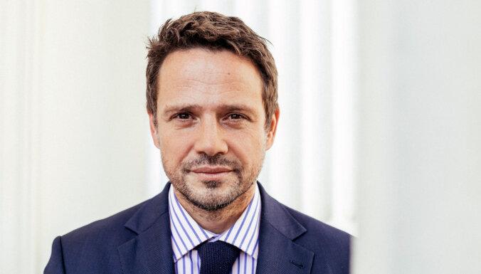 Кандидатом в президенты Польши выдвинули мэра Варшавы Рафала Тшасковского