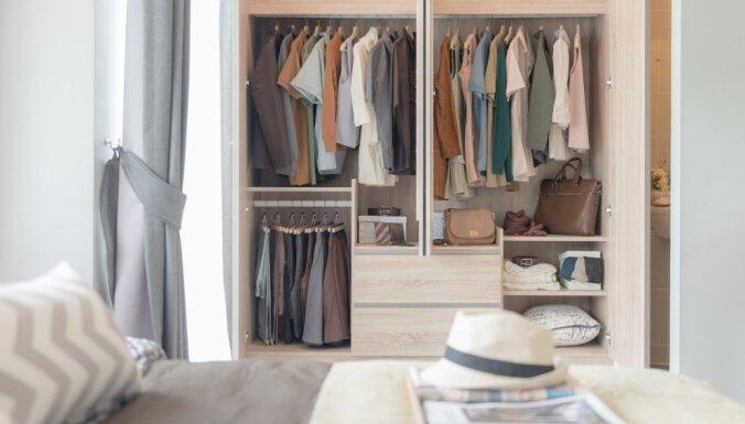 No kārtošanas knifiem līdz mūsdienīgiem risinājumiem: viss par drēbju skapjiem