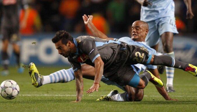 """ЛЧ: Оба """"Манчестера"""" выиграли с помощью двух пенальти, воли и автогола"""