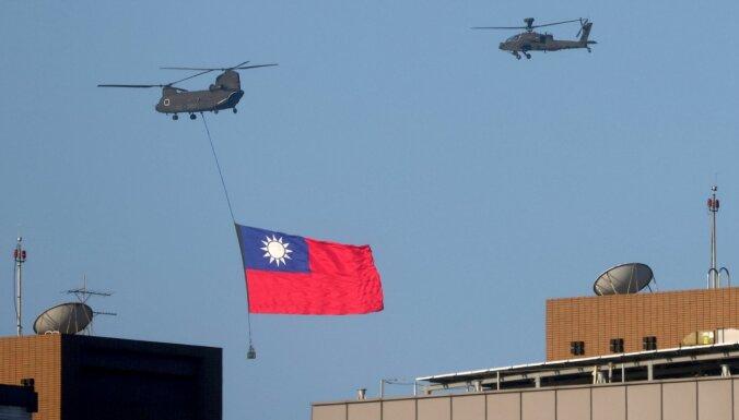 Китай отправляет к Тайваню военные самолеты, там говорят об угрозе случайной войны