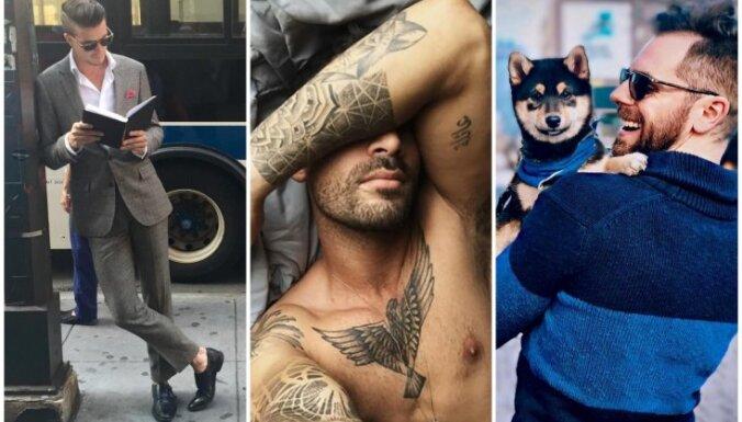 """Сексуальные и соблазнительные: шесть профилей """"Instagram"""", которые посвящены мужчинам"""