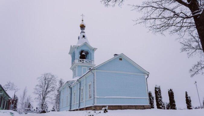 Lūgšanu nams Rēzeknē, kur atrodas otrs lielākais zvans Baltijas valstīs