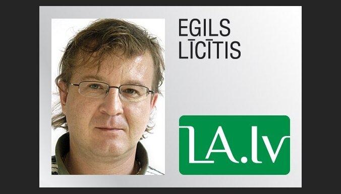 Egils Līcītis: Partijā dzimis, audzis, mūžu nodzīvojis