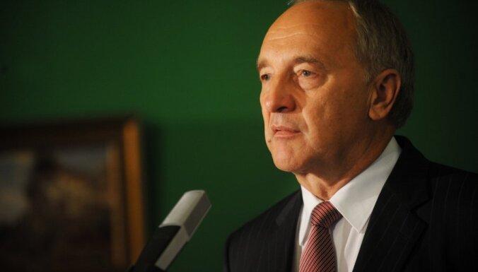Президент Латвии помиловал двух осужденных