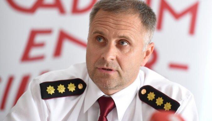 Бывший заместитель главы латвийских пожарных обвиняется в присвоении топлива