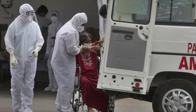 В ВОЗ сообщили об устойчивости индийского штамма коронавируса к антителам