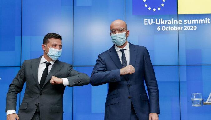 """Саммит ЕС-Украина: """"впечатляющие"""" реформы и предложение Зеленского"""