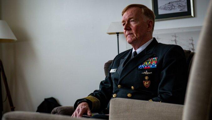Командующий ВМС США в Европе и Африке: страны Балтии важны для безопасности Балтийского моря