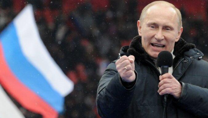 Путин: передача Арктики международному контролю — глупость