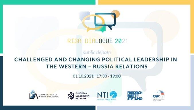 Izaicinātā un mainīgā politiskā līderība Rietumu un Krievijas attiecībās