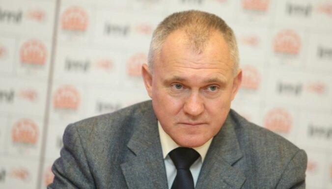 Basketbola savienība līdz novembra sākumam beidzot cer atrisināt izlases direktora jautājumu