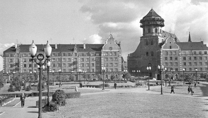 Atklāta Pēterbaznīcas atjaunotājam Andrejam Holcmanim veltīta piemiņas izstāde