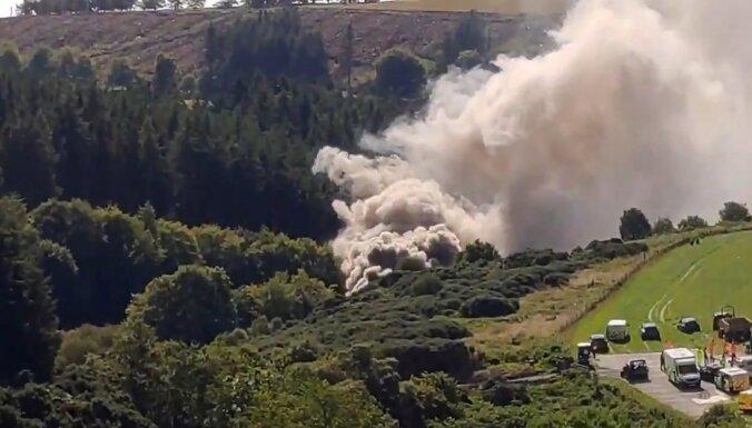 Крушение поезда в Шотландии: не менее троих погибших