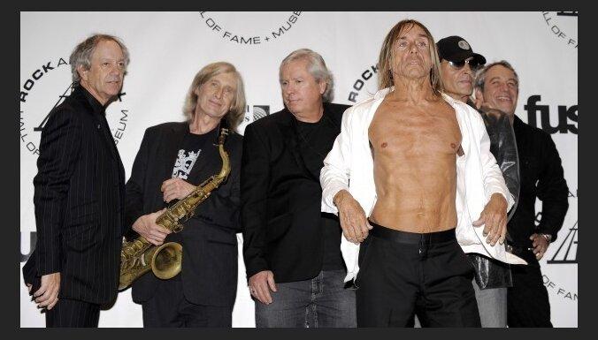 Rokenrola slavas zālē uzņemti 'Genesis', 'Iggy & The Stooges' un 'ABBA'