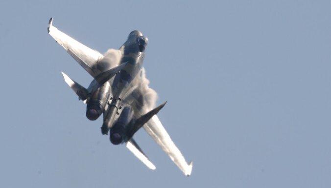 Возле территориальных вод Латвии показались российские военные самолеты