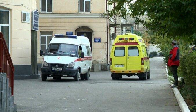 В России в результате двух автобусных аварий погибли 8 человек, в том числе дети