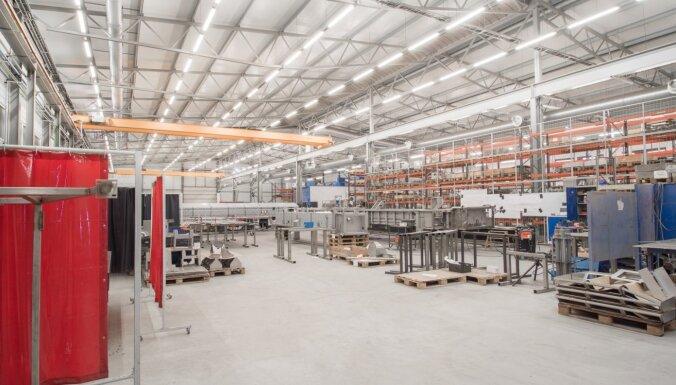 'SEB' banka piešķir 4,5 miljonu eiro metālapstrādes uzņēmumam 'Jensen Metal'