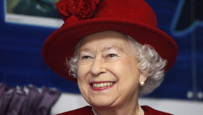 Елизавета II отмечает 60 лет на британском троне