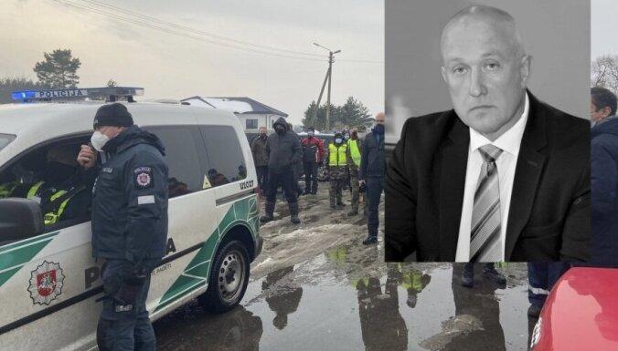 СМИ: глава администрации Утенского района Литвы, вероятно, был убит
