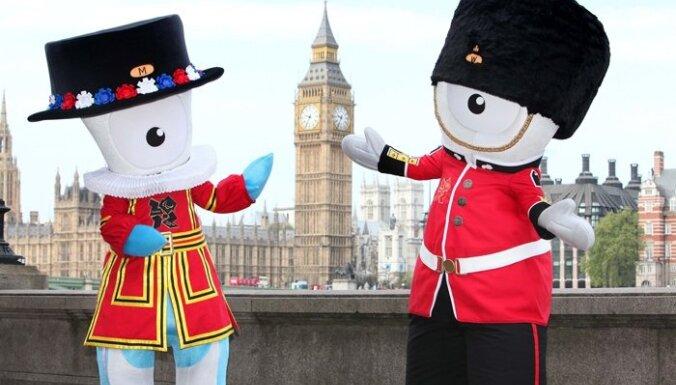 В лондонской Олимпиаде могут принять участие около 40 латвийских спортсменов