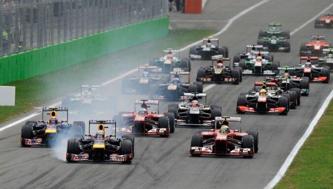 """Первый этап """"Формулы-1"""" в России пройдет 12 октября 2014 года"""