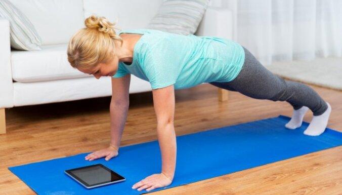 Выше планку: десять изменений, которые произойдут с вашим телом при ежедневном планкинге