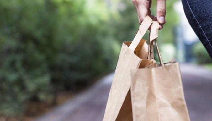 Германия отказывается от пластиковых пакетов