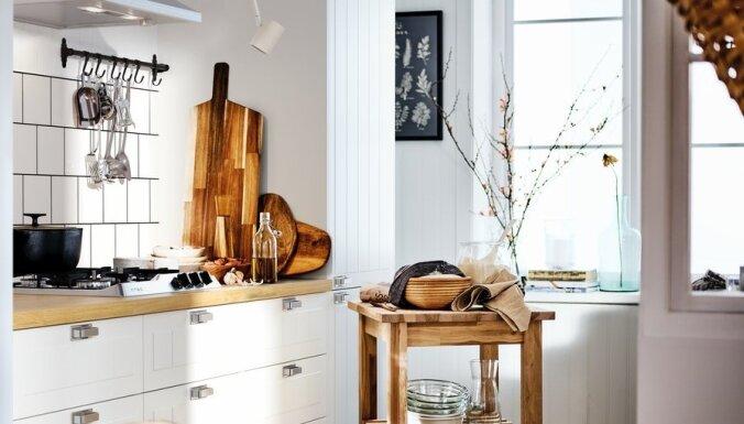 Interjera dizainers nosauc mājokļa tendences, kas neizies no modes