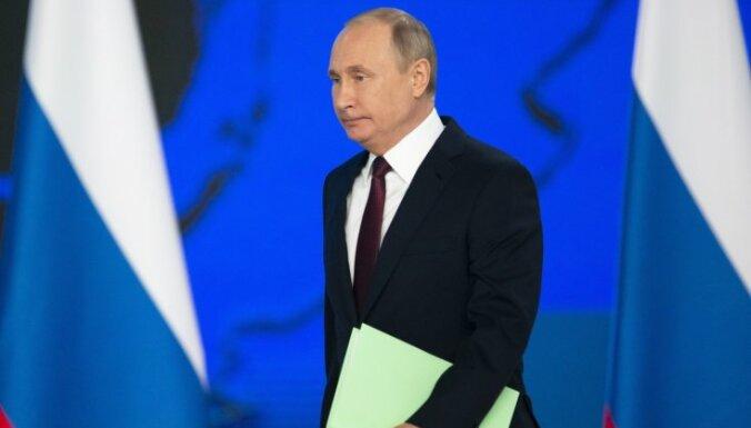 Le Figaro: Российские социологи смущены растущей непопулярностью Путина
