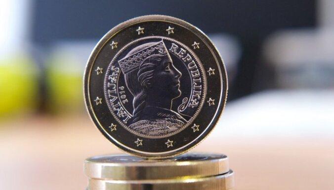Latvijas iedzīvotāji atzinīgi vērtē eiro lietošanu valstī un ES kopumā