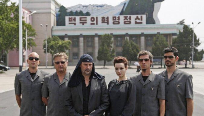 Noskaties! Publiskots tīzeris filmai par pirmajiem rokkoncertiem Ziemeļkorejā
