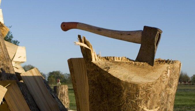 На лесозаготовках погиб 21-летний рабочий