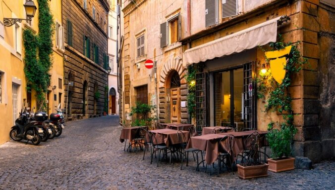 Atvaļinājums romantiķiem, sevis meklētājiem un saules izslāpušajiem – skaistā Itālija