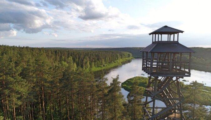 Latvijas lauku tūrismā apkalpoto viesu skaits šogad pieaudzis par 10%