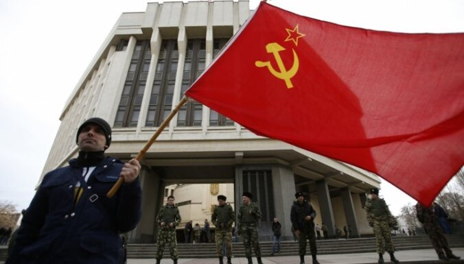 Krima nolemj pievienoties Krievijai; Ukraina gatava aizstāvēt sevi (teksta tiešraides arhīvs)