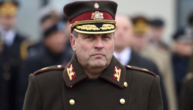 Глава Вооруженных сил Латвии: в ближайшие 10 лет нашу армию ждет огромное развитие