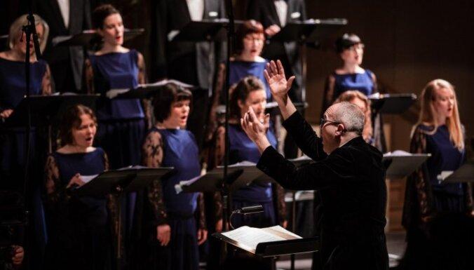 Ar dižkoncertu noslēgs muzikālo laboratoriju 'Latvijas komponisti Latvijas simtgadei'