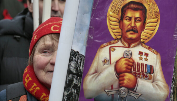 "Рижскую школу не накажут за ""прославление Сталина"""